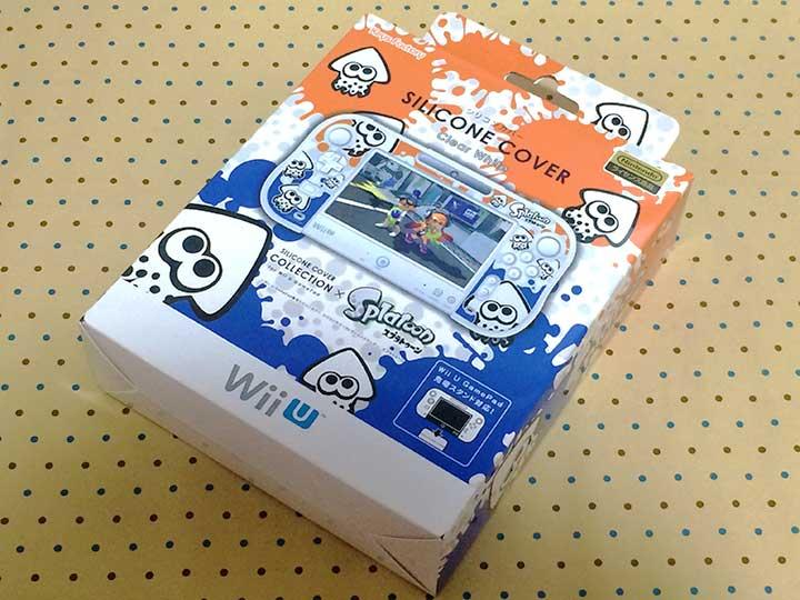 スプラトゥーンゲームバッドカバーパッケージ