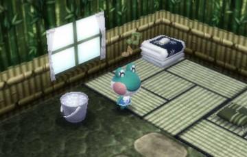 レイニーのお部屋