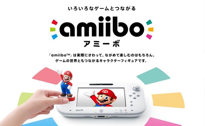 amiibo対応