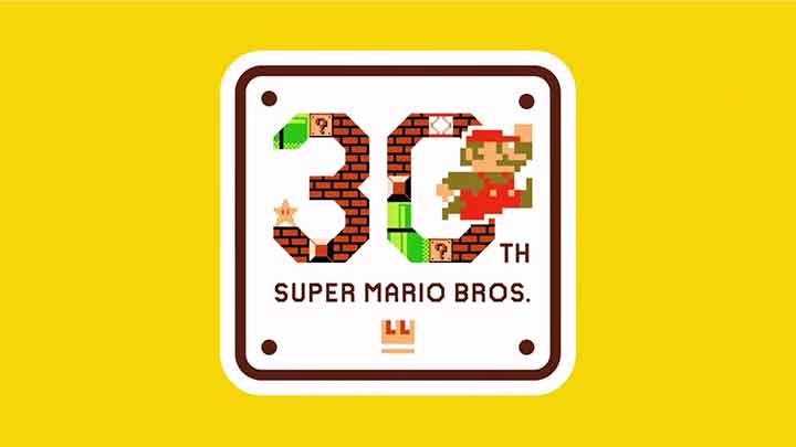マリオ30周年