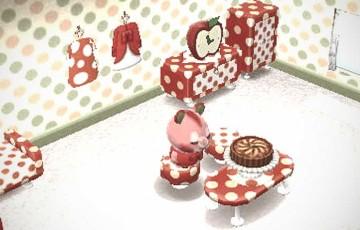 アップルの部屋
