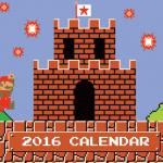 カレンダー2016海外