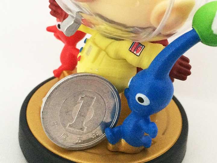ピクミンアミーボ大きさ比較