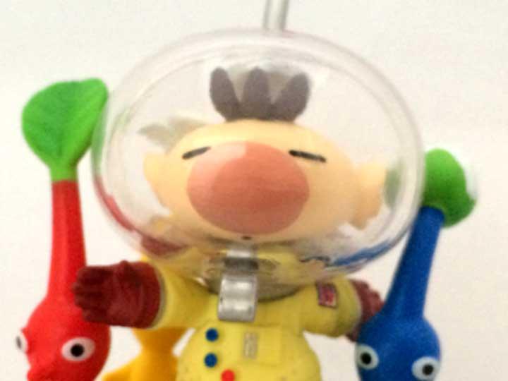 ピクミンアミーボオリマー表情