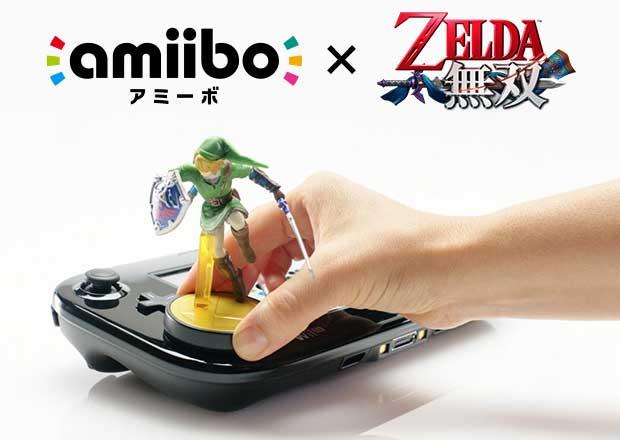 ゼルダ無双amiibo